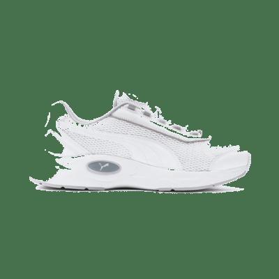 Puma Nucleus trainingsschoenen voor Heren Wit / Grijs 369777_01