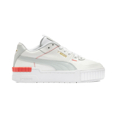 Puma Cali Sport Pastel sportschoenen Wit 373119_01
