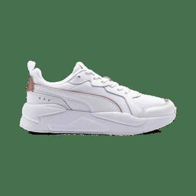 Puma X-Ray Metallic sportschoenen voor Dames Goud / Roze / Wit 373072_02