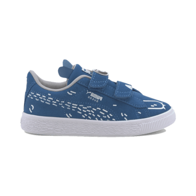 Puma Suede Monster Family sportschoenen Wit 371098_01