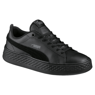 Puma Smash Platform Zwart 366487_01