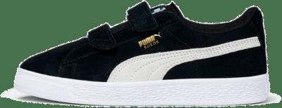 Puma Suede sneakers Wit / Zwart 359595_01