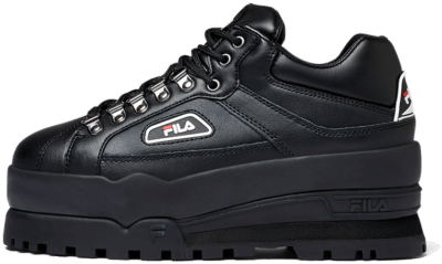Fila – Trailblazer Wedge Wmn Zwart 5HM00524-013