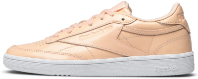 Reebok Club C 85 Patent Pink / Desert Dust / White BS9778