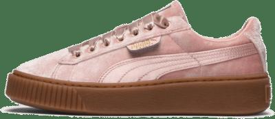Puma – W Basket Platform Vs Roze 366721-02