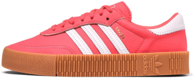 adidas Wmns Sambarose Shock Red  DB2696