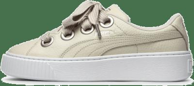 Puma – W Platform Kiss Lea Kaki 366460-02
