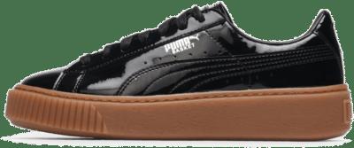 Puma – Platform Patent Womens Zwart s