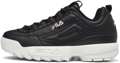 Fila – Disruptor Low Zwart 1010262-25Y