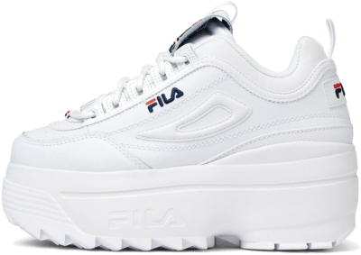 Fila Disruptor Ii Wedge White 5FM00704-125