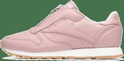 Reebok – Classic Leather Zip Roze BS8065