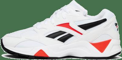 Reebok Aztrek 96 Schoenen White / Porcelain / Neon Red DV7249