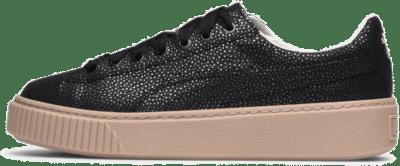 Puma Wmns Platform LUX 'Black' Black 364913-03
