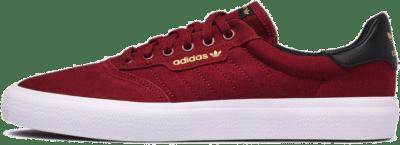 adidas 3MC Vulc 'Collegiate Burgundy' Red DB3092
