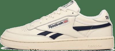 Reebok Club C Revenge Plus Schoenen Chalk / Paperwhite / Navy DV9650