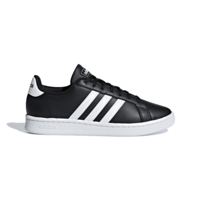 adidas Grand Court Core Black F36484