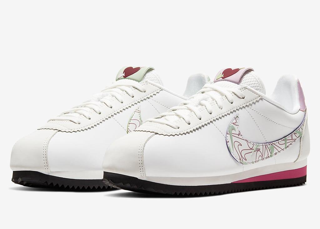 Ook Nike laat zich verleiden op Valentijnsdag: Nike Cortez Valentines Day