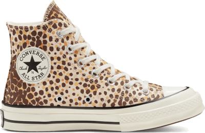 Converse Animal Print Chuck 70 Brown 167483C