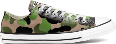 Converse Chuck Taylor All Star Low Top Archival Camo  166715C