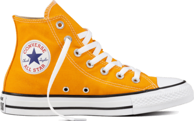 Converse Chuck Taylor All Star Seasonal Color High Top Orange 159674C