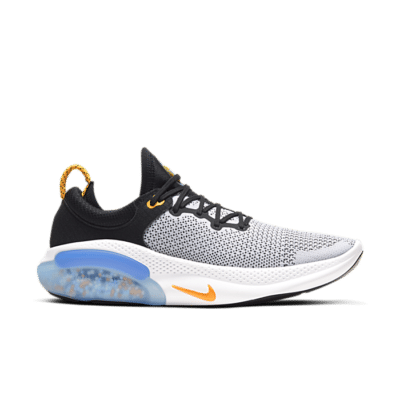 Nike Joyride Run Flyknit Black University Blue AQ2730-006