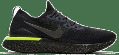 Nike Epic React Flyknit 2 Se Black CI6443-001