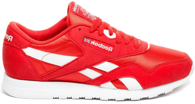 Reebok Classic Nylon Color red CN7446