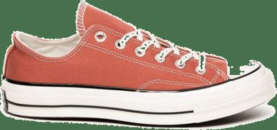 Converse Chuck 70 Low 'Terracotta Red' Orange 161505C
