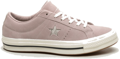 Converse One Star Ox roze Dames  161539C