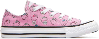 Converse Converse x Hello Kitty Chuck Taylor All Star Low-Top Prism Pink 664638C