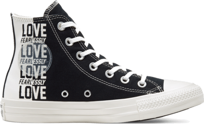 Converse Chuck Taylor All Star x Love Fearlessly Black  567309C