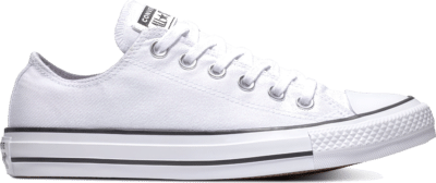 Converse Chuck Taylor All Star Precious Metals Textile Low Top White/ Black 561712C