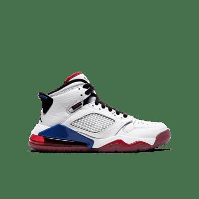 Jordan Mars 270 White University Red (GS) BQ6508-104