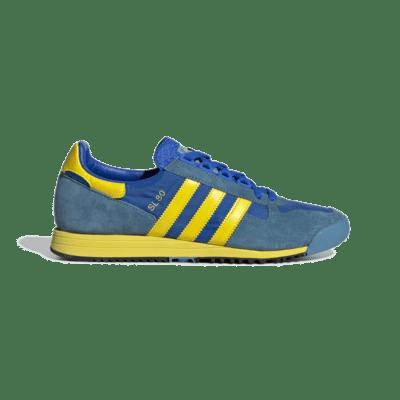 "adidas Originals SL 80 ""Glory Blue"" FV4029"