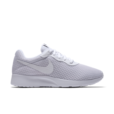 Nike Tanjun White White-Black (W) 812655-110
