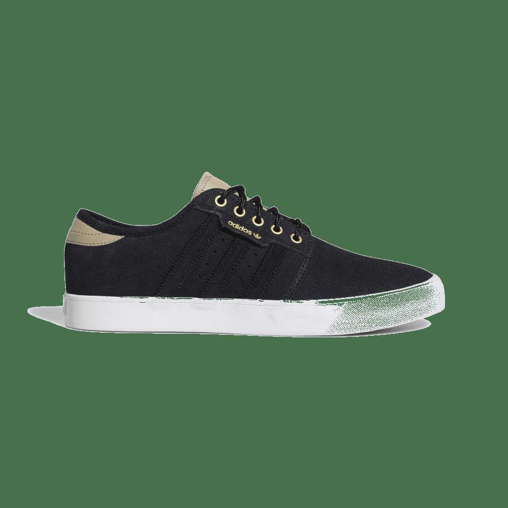 plátano Mucho bien bueno Orgulloso  adidas Seeley Core Black EE6128 | Zwart | Sneakerbaron NL