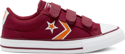 Converse Easy-On Star Player Low Top Schoen Team Red/Laser Orange/White 666961C