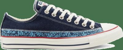 Converse CTAS OX NAVY/EGRET/BLUE COAST Navy/Egret/Blue Coast 167965C