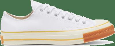 Converse Chuck 70 Pop Toe Low Top White 165722C