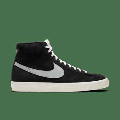 Nike Blazer Mid '77 Black  CW2371-001