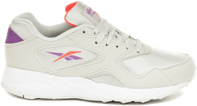 Reebok Torch Hex Schoenen Grey / Grape / Neon Red / White DV8580