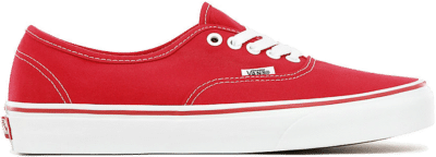 VANS Authentic  VN000EE3RED