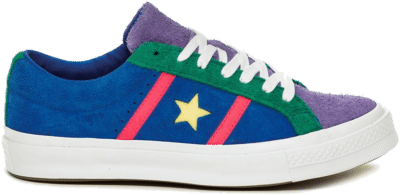 "Converse One Star Academy OX ""Totally Blue"" 164392C"