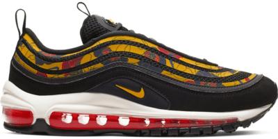 "Nike Air Max 97 SE Floral ""Black"" BV0129-001"
