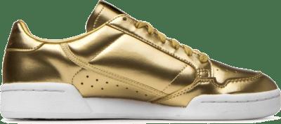 adidas Originals Wmns Continental 80 Gold Metallic  FW5475