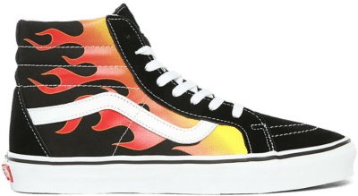 Vans Sk8-Hi Re-Issue Flames VN0A2XSBPHN