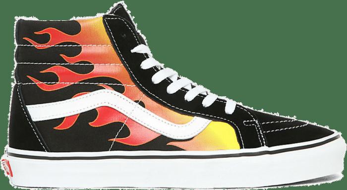 Vans Sk8-Hi Re-Issue Flames VN0A2XSBPHN