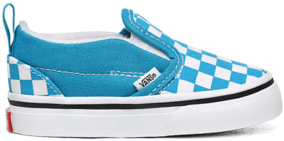 VANS Checkerboard Slip-on V Voor Peuters  VN0A3488W3V