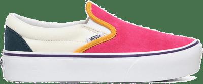 VANS Mini Cord Classic Slip-on Platform  VN0A3JEZWVY