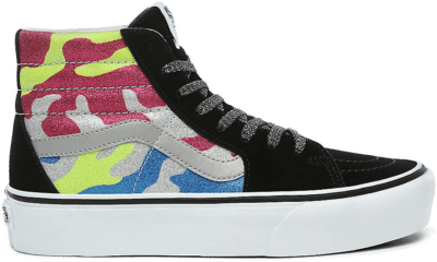 VANS After Dark Sk8-hi Platform 2.0  VN0A3TKNTUR